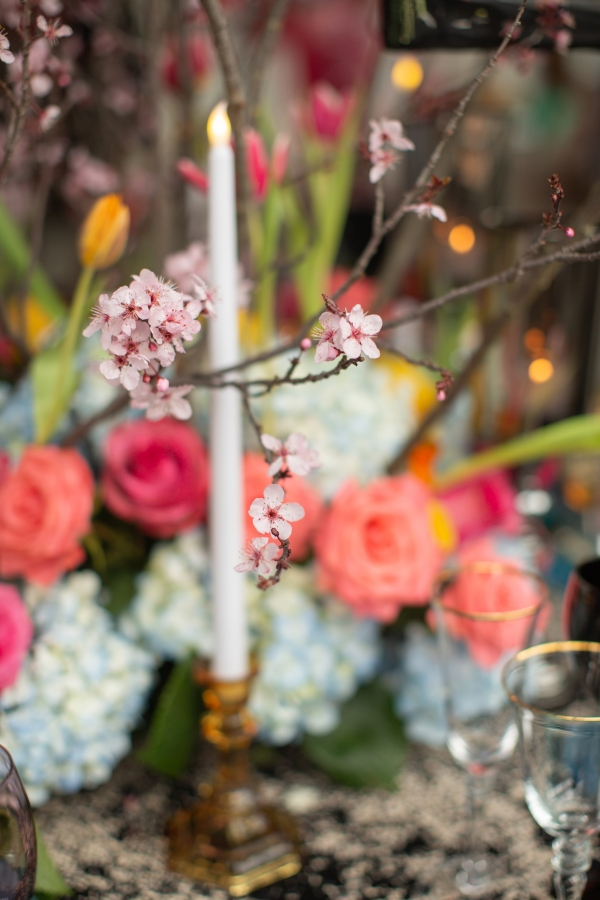Luxe Floral Chicago Wedding Inspiration Lakeshore in Love Cristina G Photography (48)