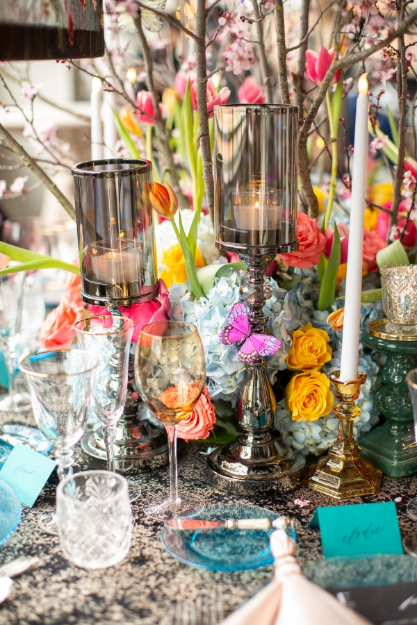 Luxe Floral Chicago Wedding Inspiration Lakeshore in Love Cristina G Photography (52)