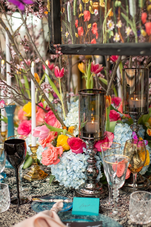 Luxe Floral Chicago Wedding Inspiration Lakeshore in Love Cristina G Photography (54)