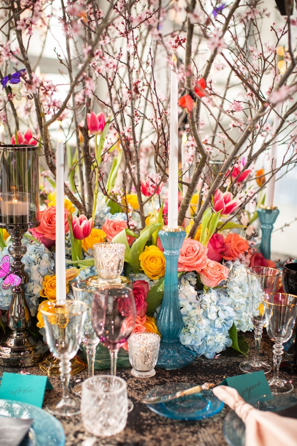Luxe Floral Chicago Wedding Inspiration Lakeshore in Love Cristina G Photography (70)