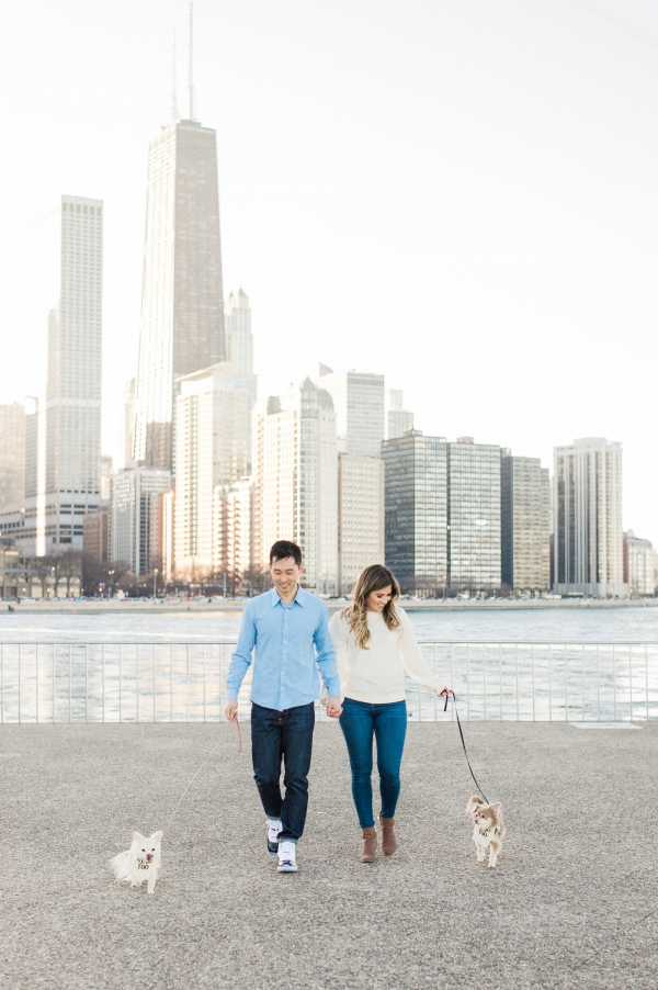 Olive Park Engagement Session with Puppies Nicole Jansma (1)