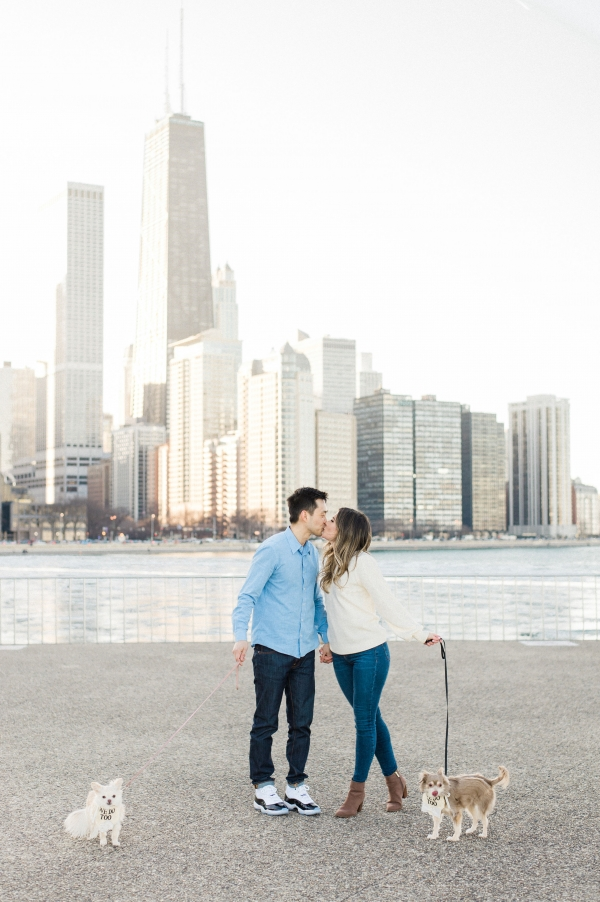 Olive Park Engagement Session with Puppies Nicole Jansma (2)