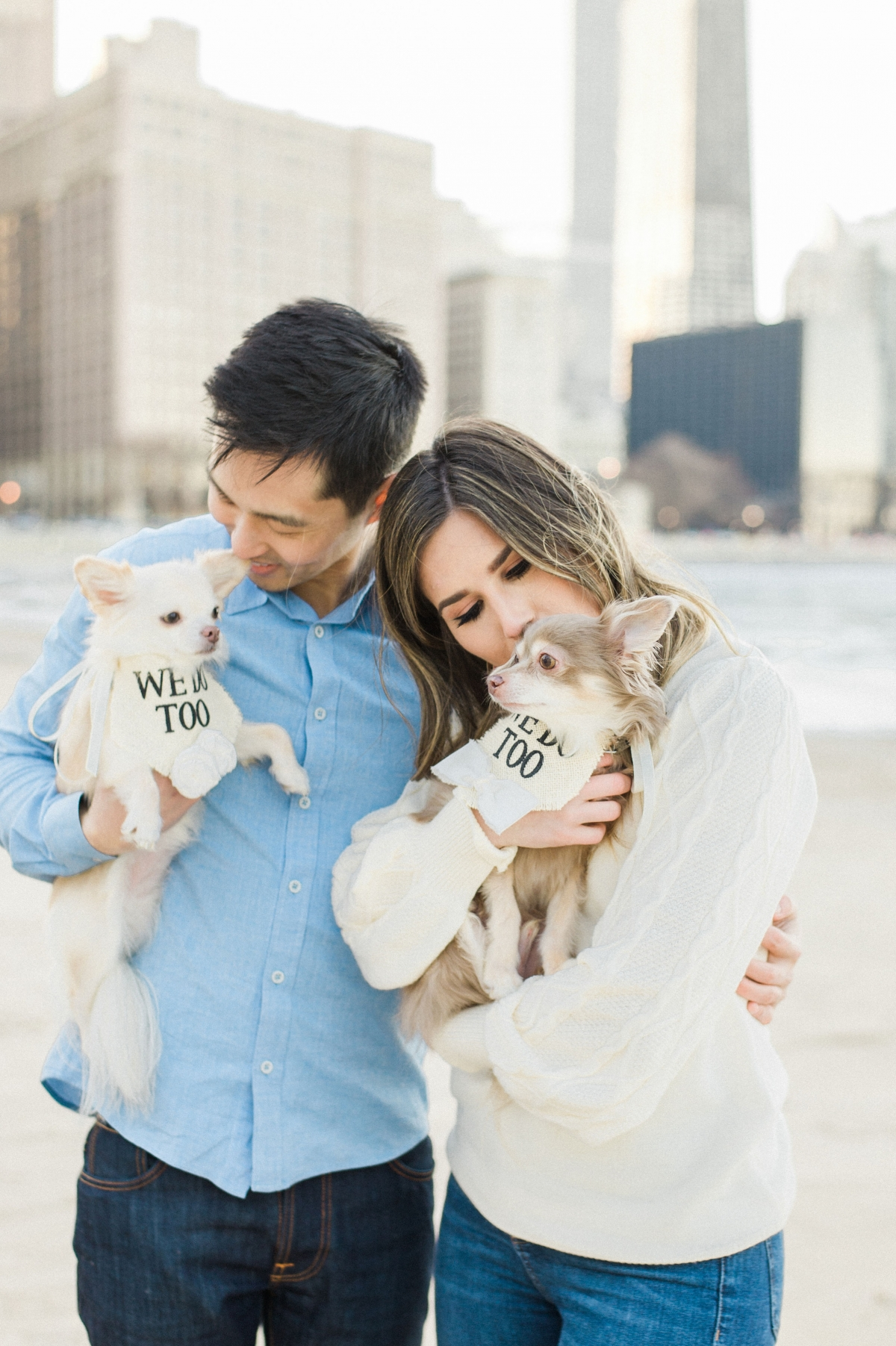 Olive Park Engagement Session with Puppies Nicole Jansma 5