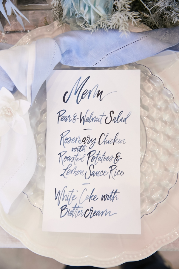 Ombre Blue Chicago Loft Wedding Inspiration (35)