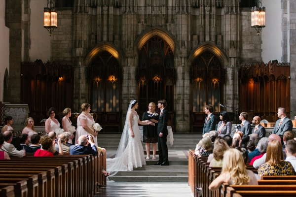 Rockefeller Chapel Wedding University of Chicago Vintage Chicago Wedding (17)