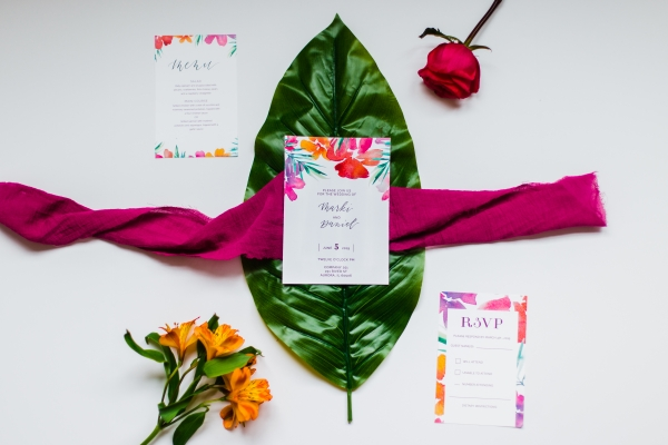 Highlights Invites and Calligraphy