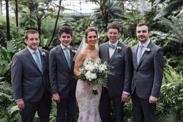 Garfield Park Conservatory Wedding (57)