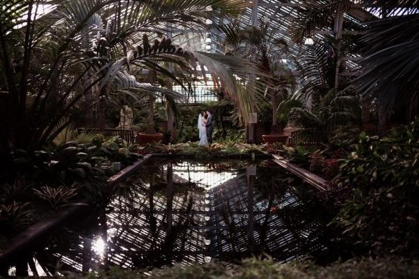 Garfield Park Conservatory Wedding (63)