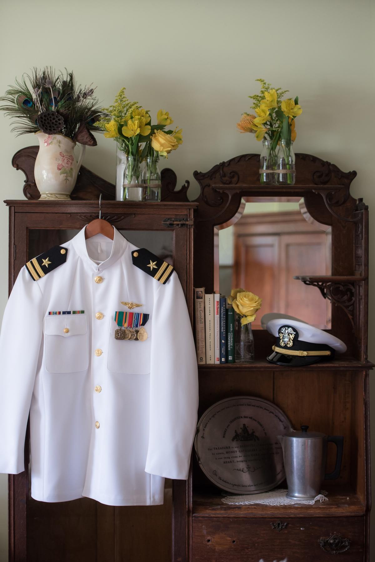 Military Wedding Rebecca Marie Photo 1