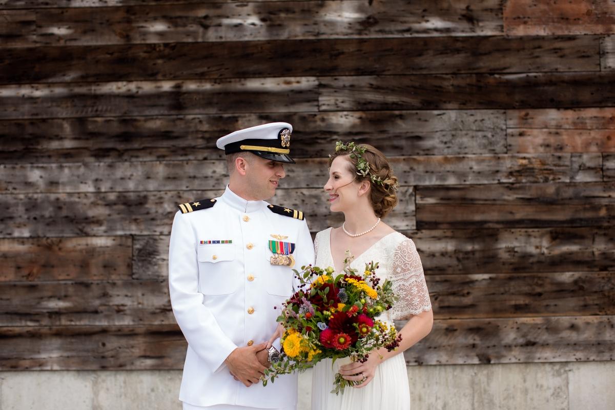 Military Wedding Rebecca Marie Photo 19