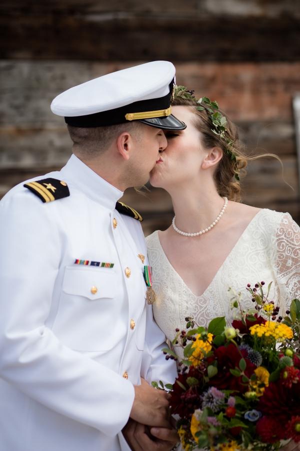 Military Wedding Rebecca Marie Photo (20)