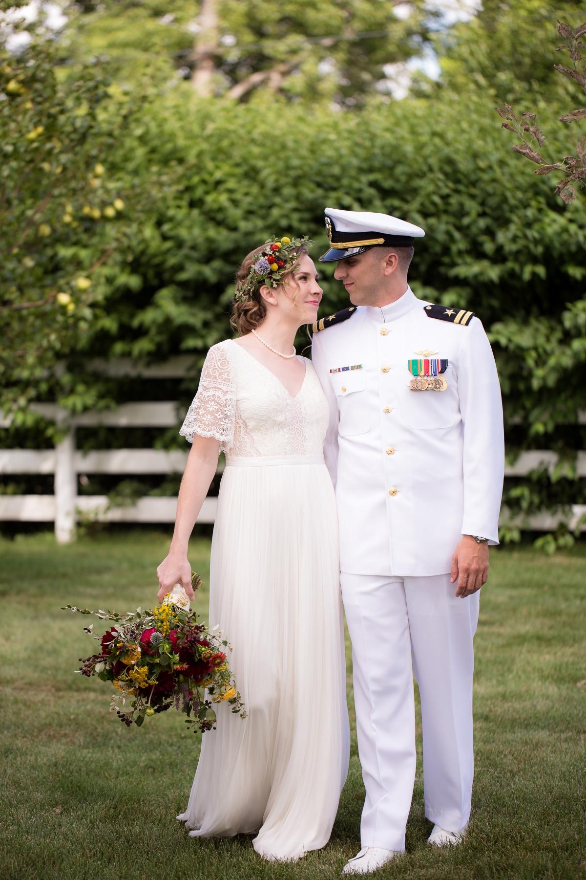 Military Wedding Rebecca Marie Photo 22