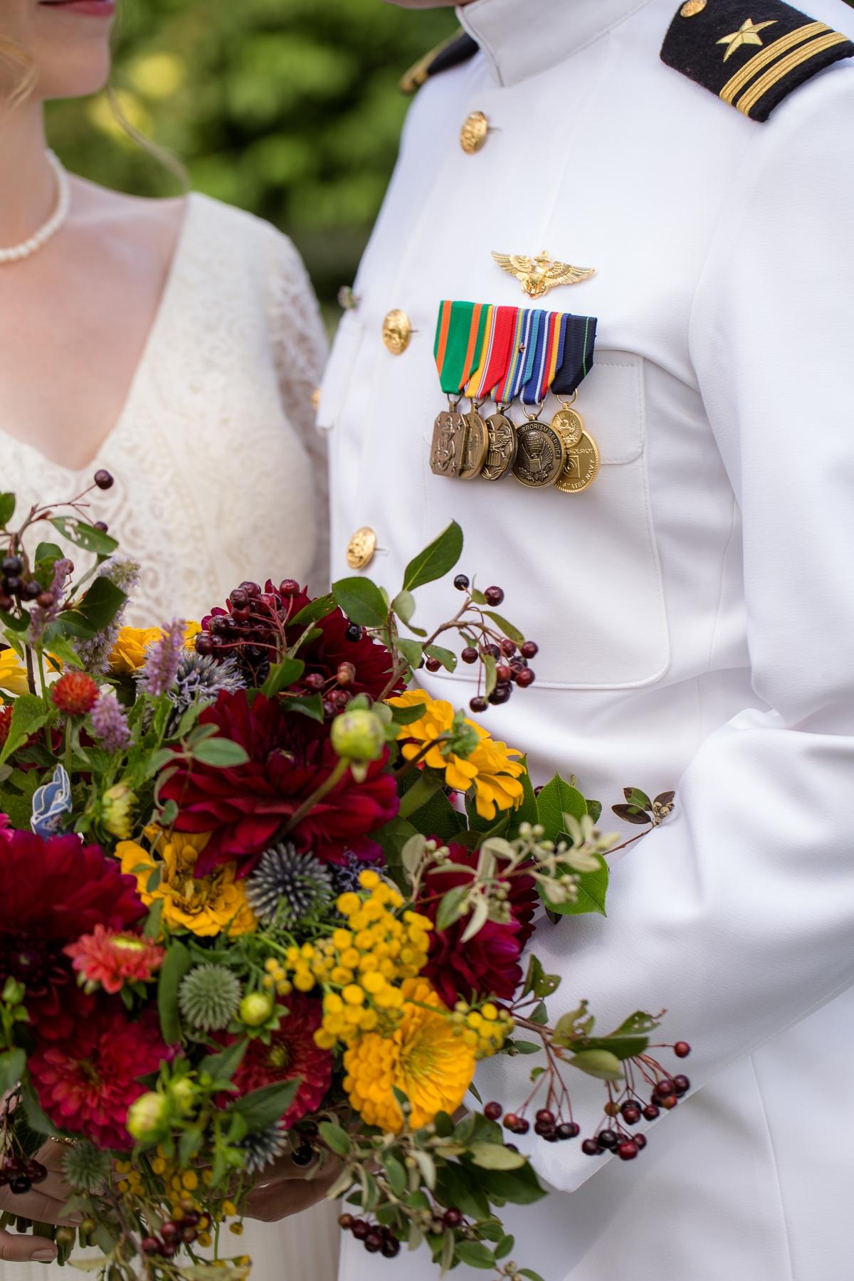 Military Wedding Rebecca Marie Photo 23