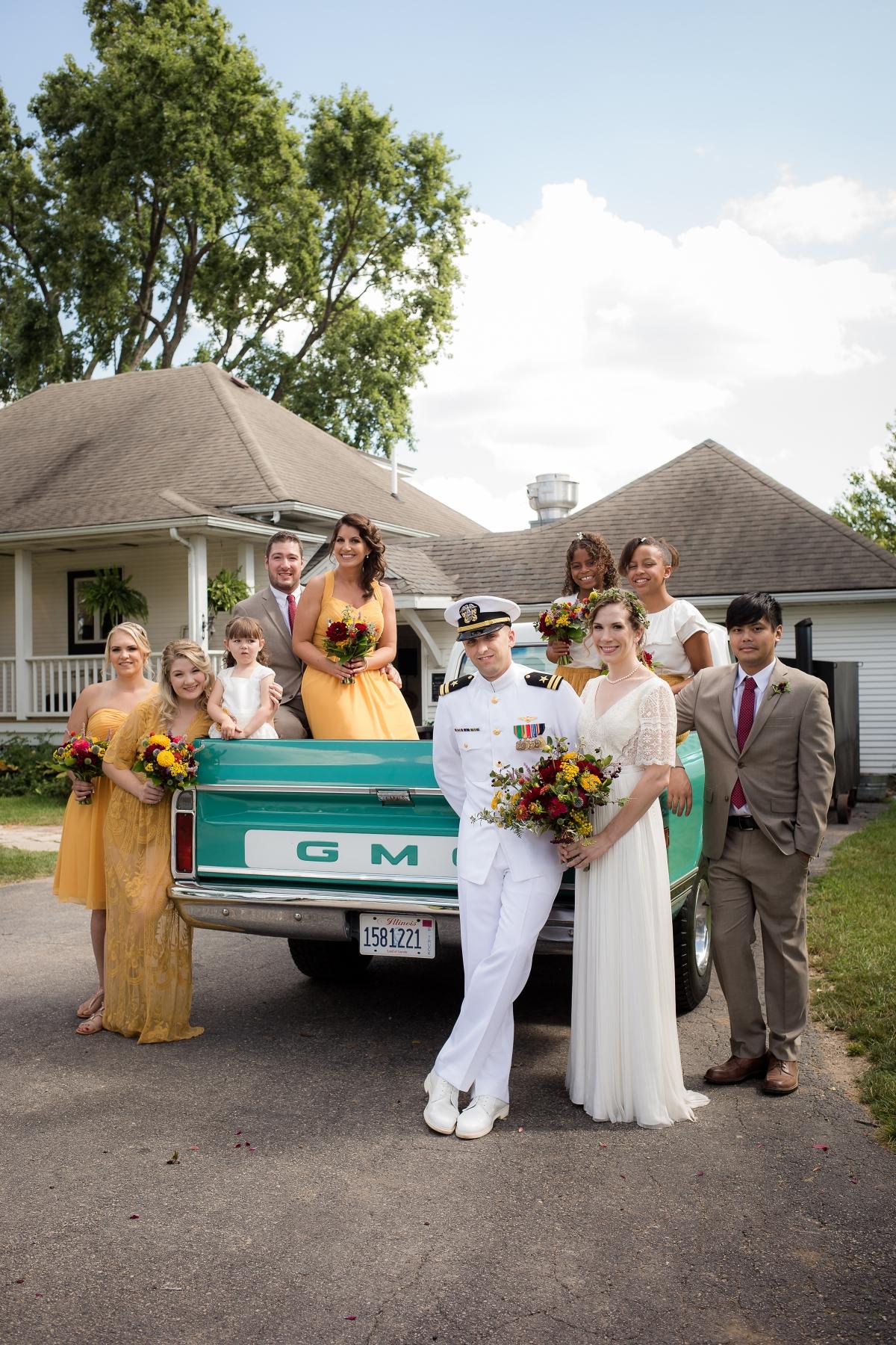 Military Wedding Rebecca Marie Photo 28