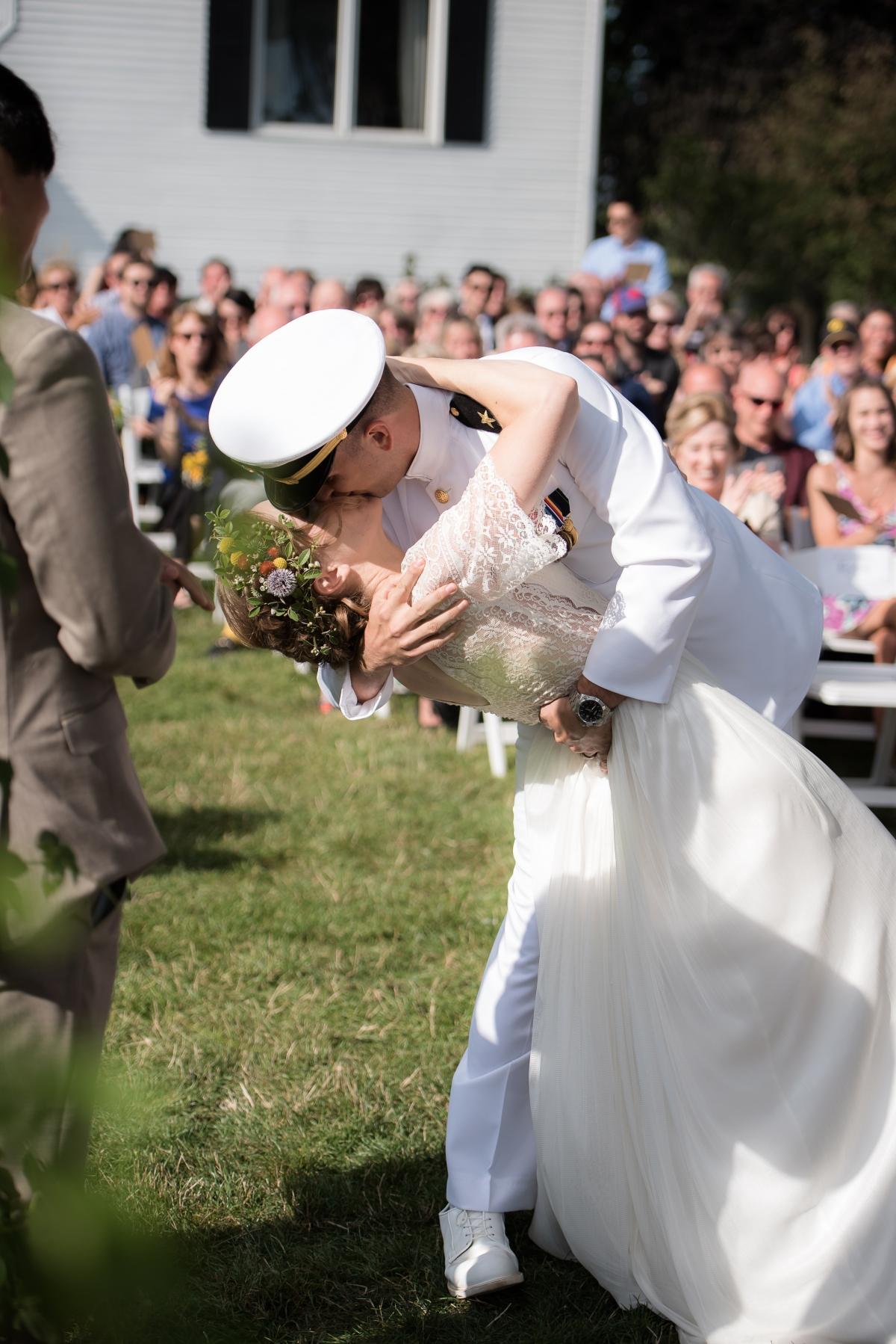 Military Wedding Rebecca Marie Photo 32