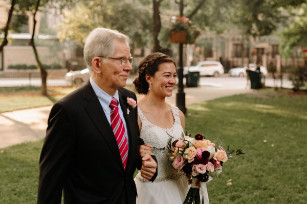 Newberry Library Chicago Wedding from Clover Events (23)
