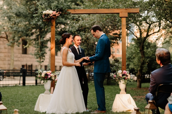 Newberry Library Chicago Wedding from Clover Events (25)