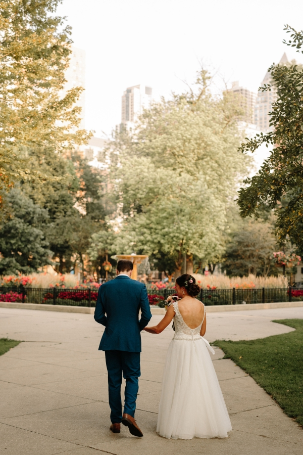 Newberry Library Chicago Wedding from Clover Events (28)