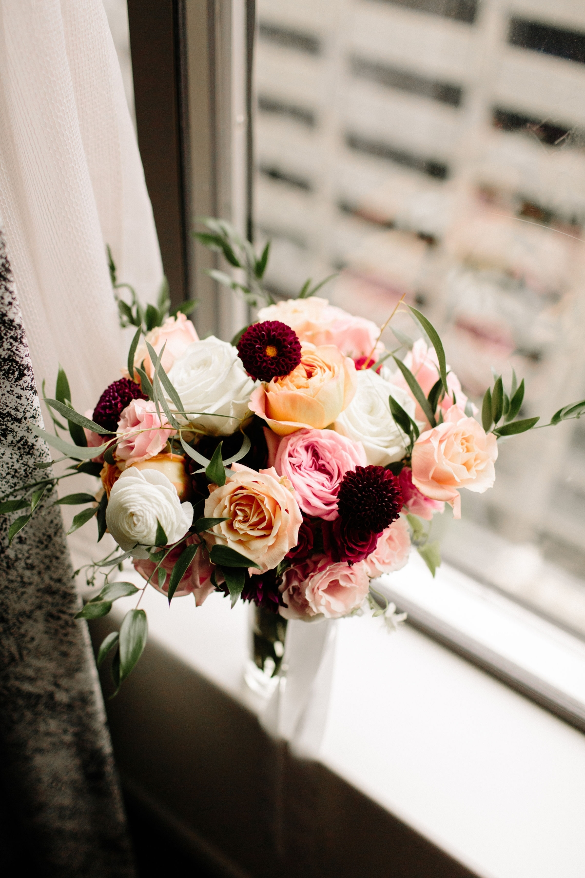 Bouquet for Chicago Wedding