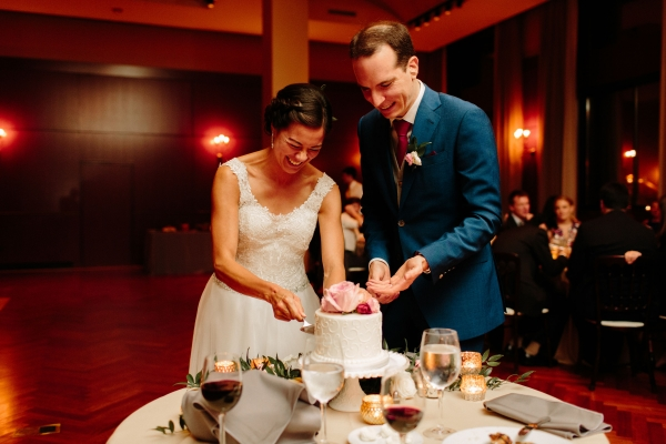 Newberry Library Chicago Wedding from Clover Events (73)