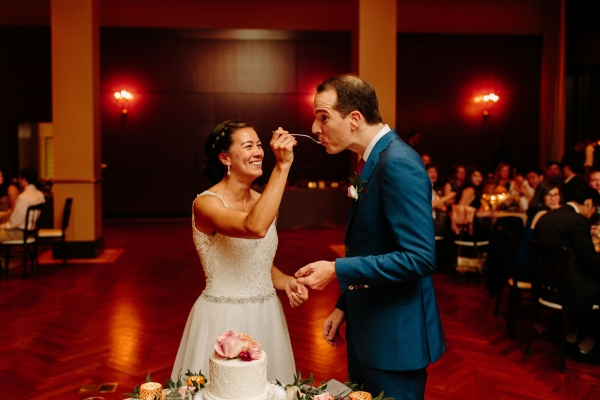 Newberry Library Chicago Wedding from Clover Events (74)