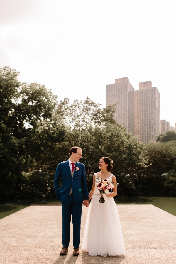 Newberry Library Chicago Wedding from Clover Events (9)