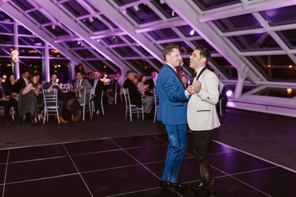 Stephen&Rafael-Adler Planeterium Wedding -139
