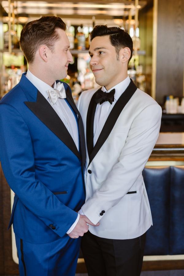 Stephen&Rafael-Adler Planeterium Wedding-58