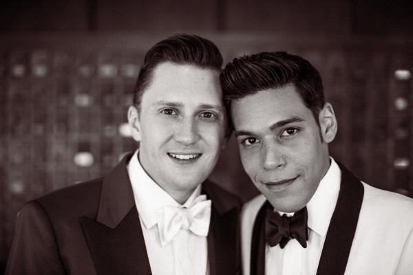 Stephen&Rafael-Adler Planeterium Wedding-83