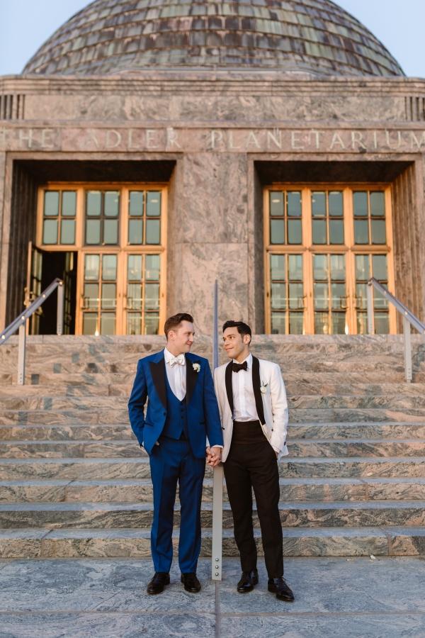 Stephen&Rafael-Adler Planeterium Wedding -96