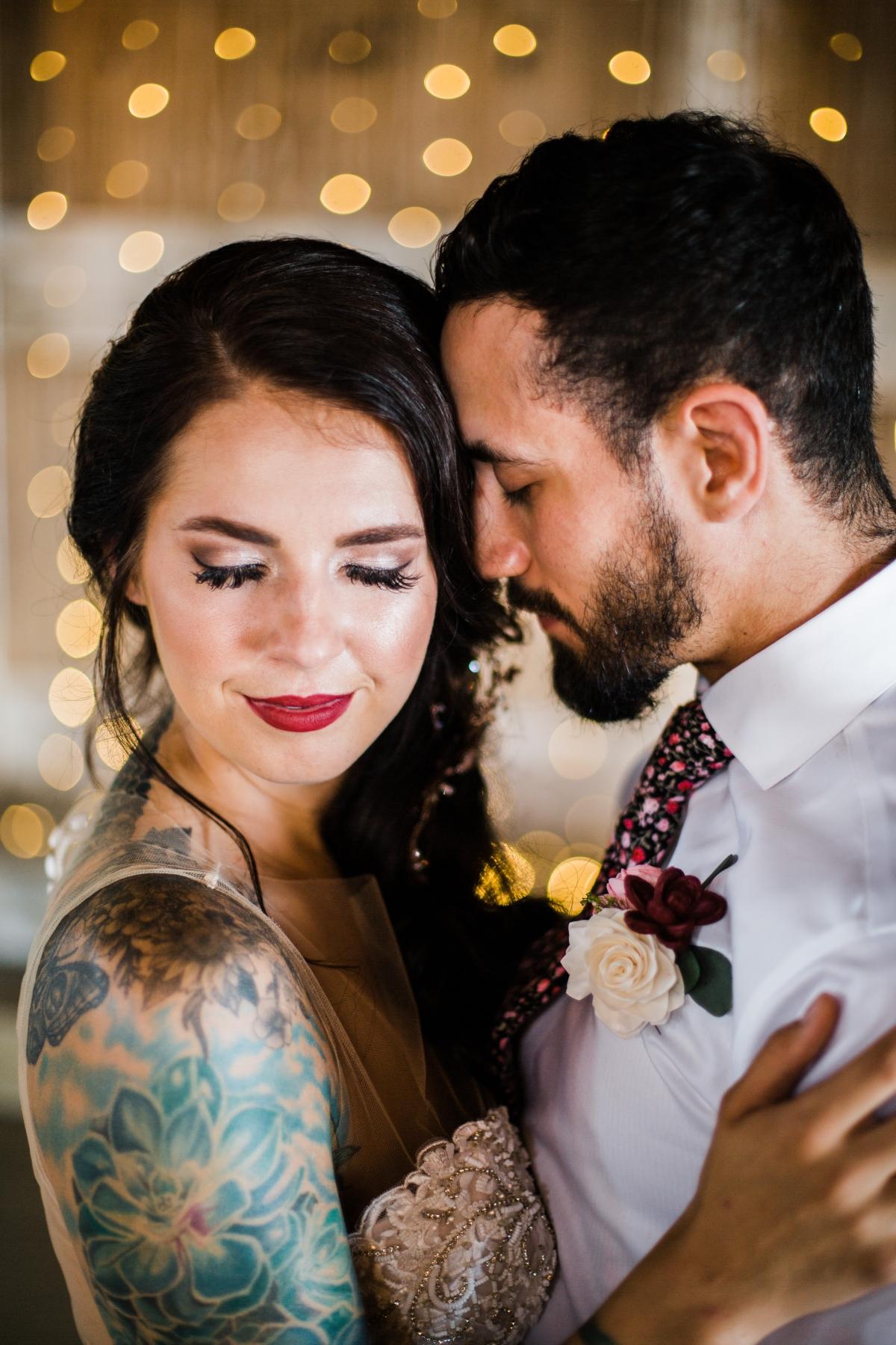 Chicago Barn Wedding Grace Rios