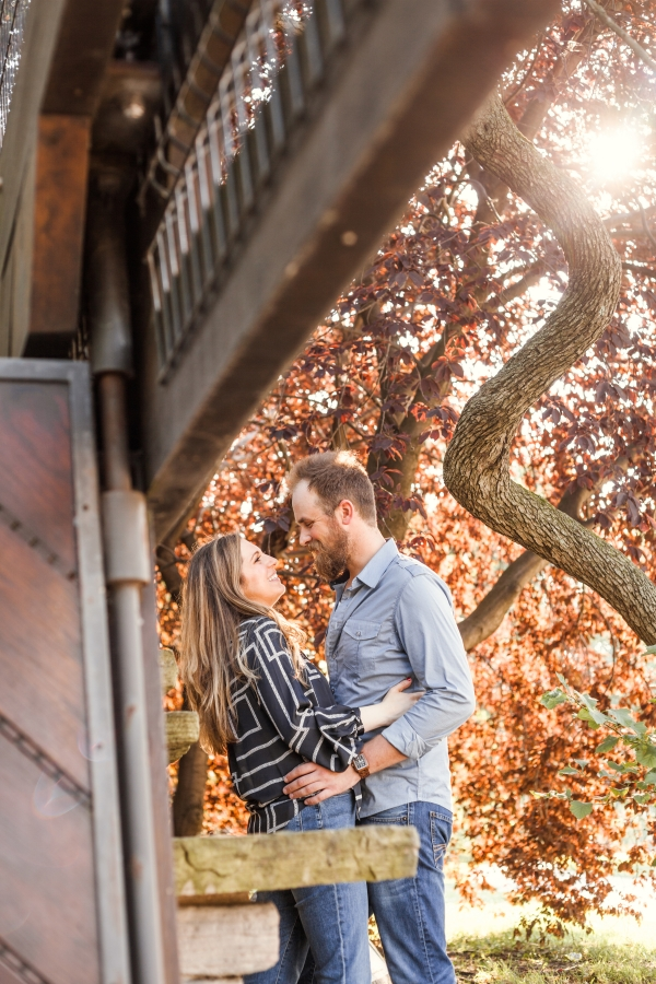 Lincoln Park Conservatory Engagement Session (37)