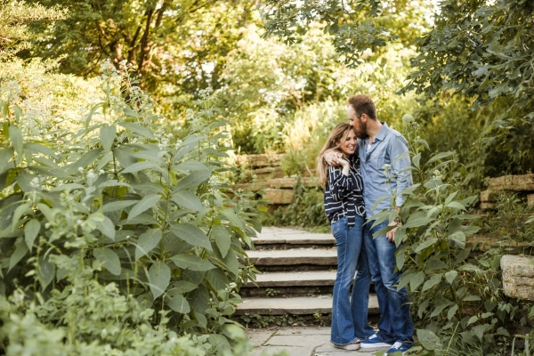 Lincoln Park Conservatory Engagement Session (40)