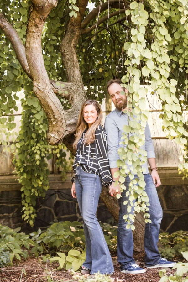 Lincoln Park Conservatory Engagement Session (41)