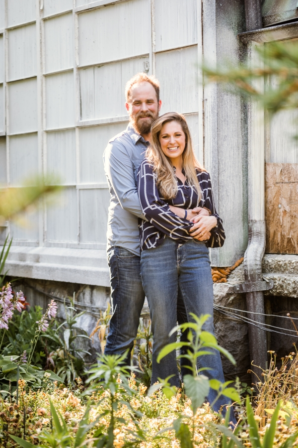 Lincoln Park Conservatory Engagement Session (42)