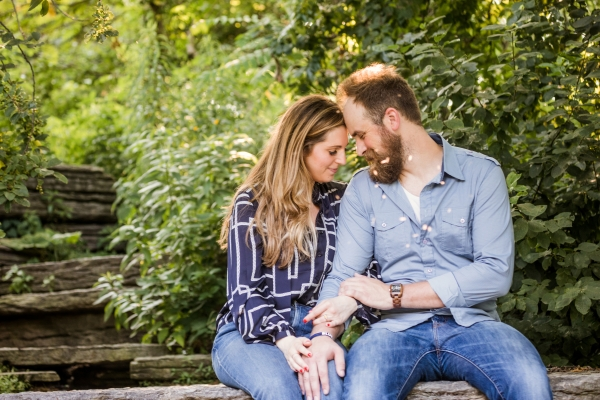 Lincoln Park Conservatory Engagement Session (45)