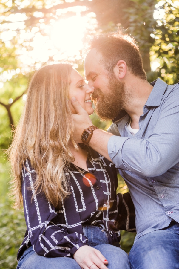 Lincoln Park Conservatory Engagement Session (47)
