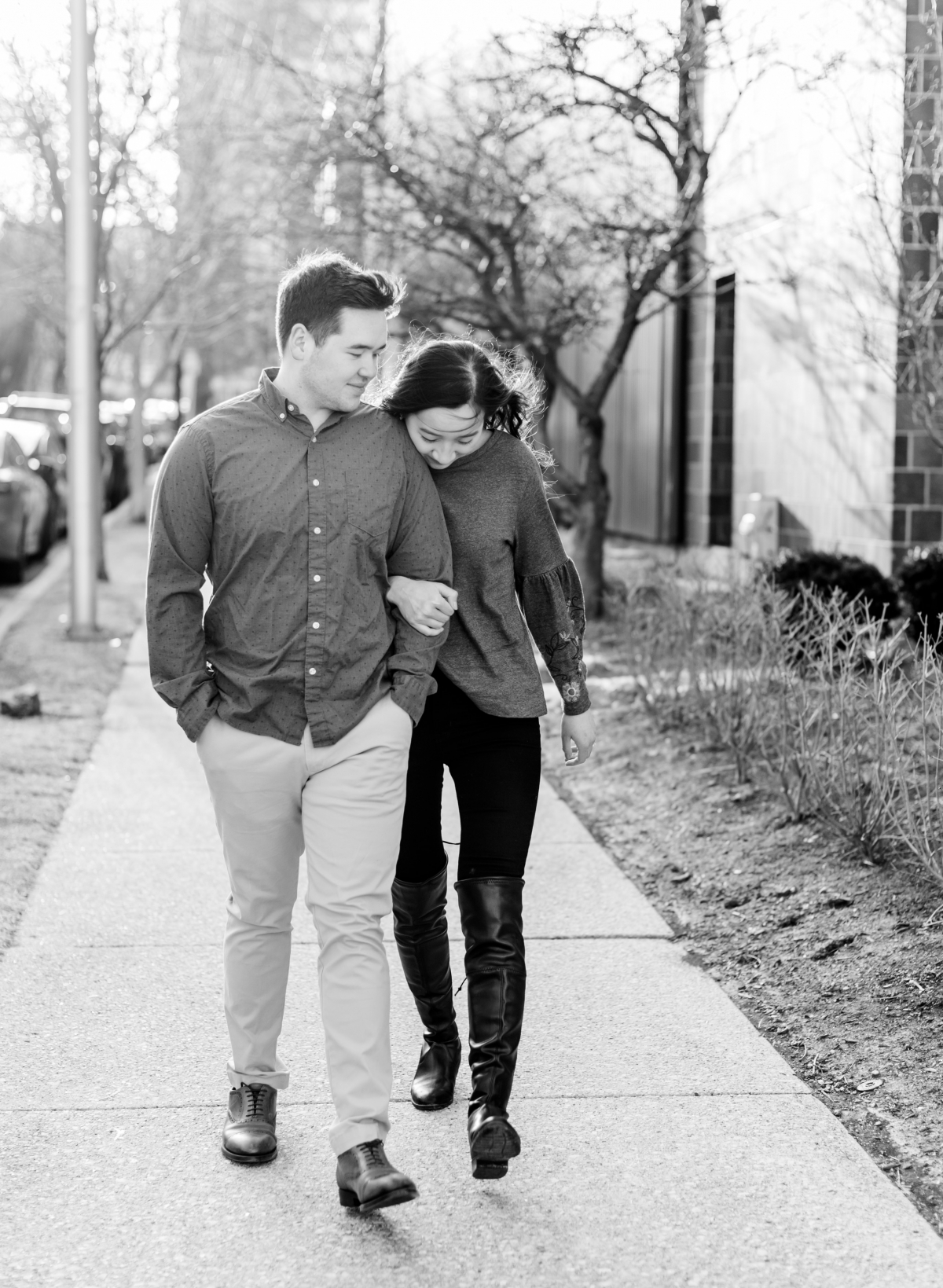 Chicago Lincoln Park Engagement Session Ashlee Cole 25