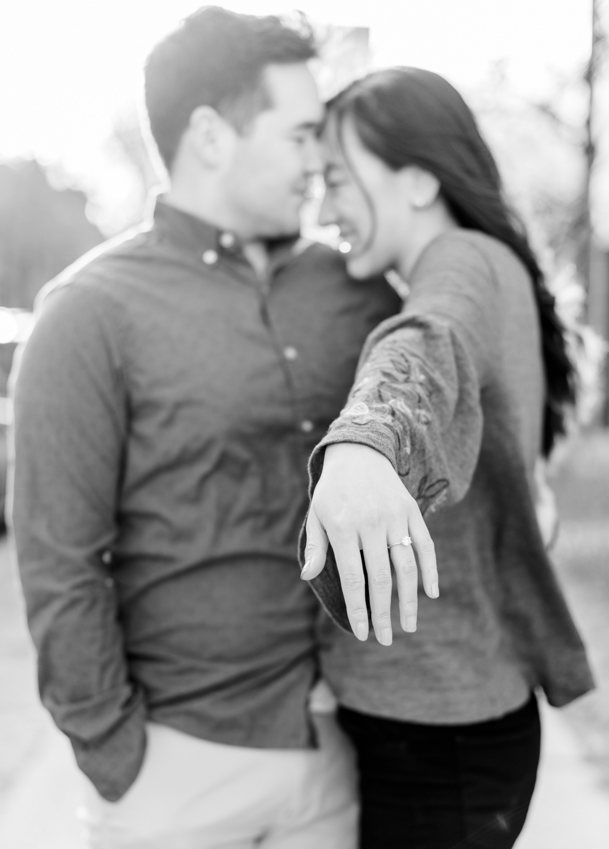 Chicago Lincoln Park Engagement Session Ashlee Cole 26