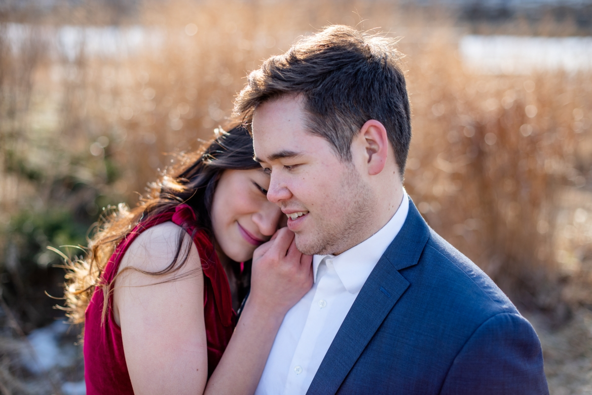 Chicago Lincoln Park Engagement Session Ashlee Cole 27