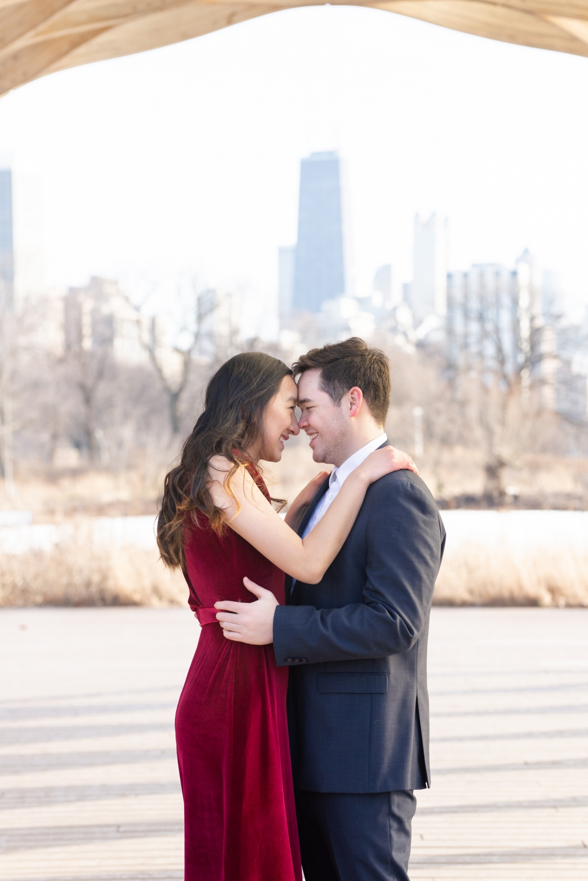 Chicago Lincoln Park Engagement Session Ashlee Cole 3