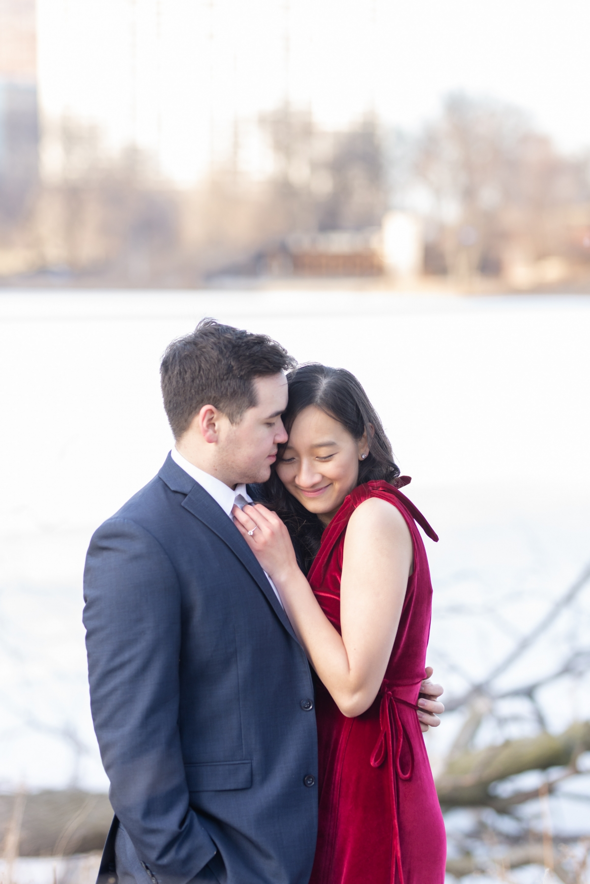 Chicago Lincoln Park Engagement Session Ashlee Cole 6