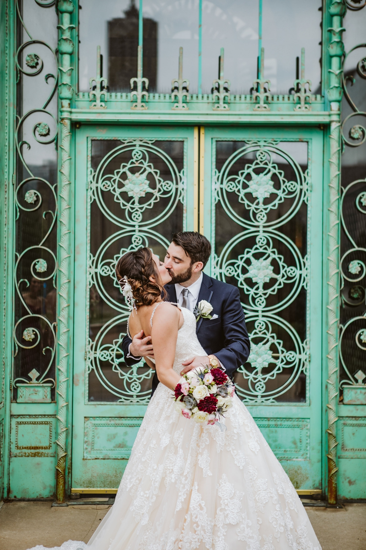 Loyola University Chicago Wedding