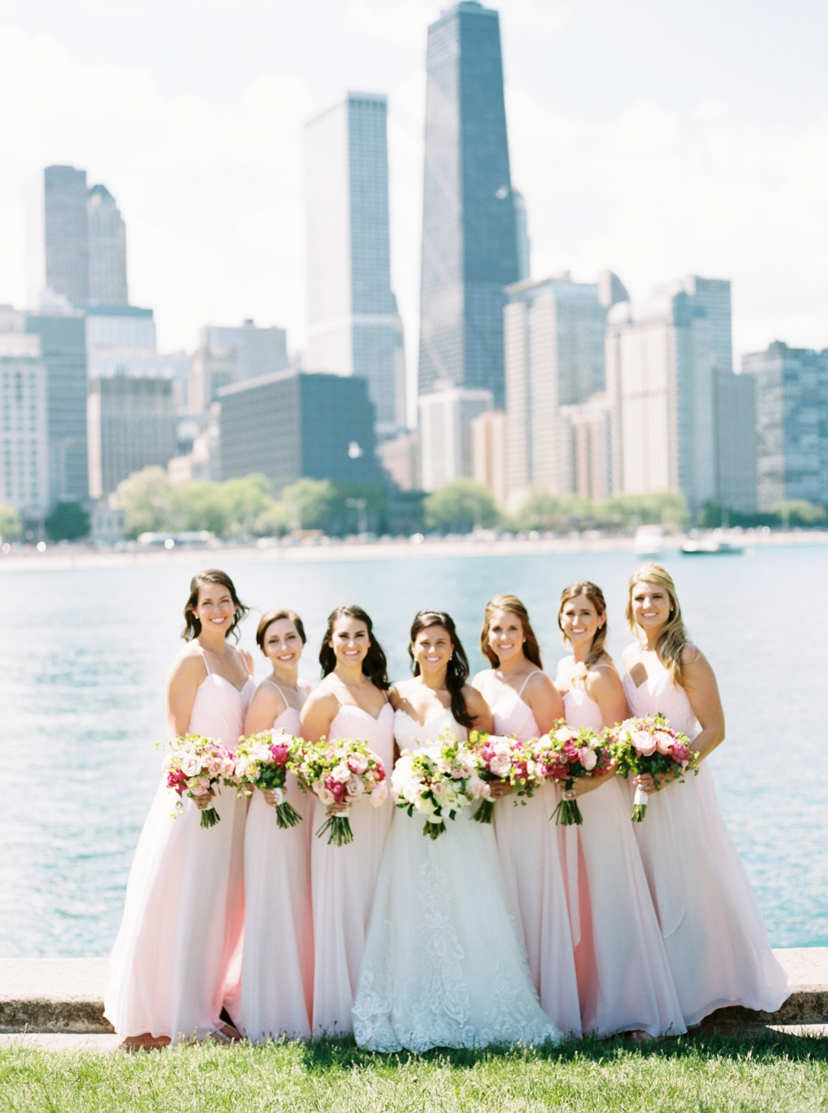 Chicago Galleria Marchetti Wedding Jenna Marie Photography