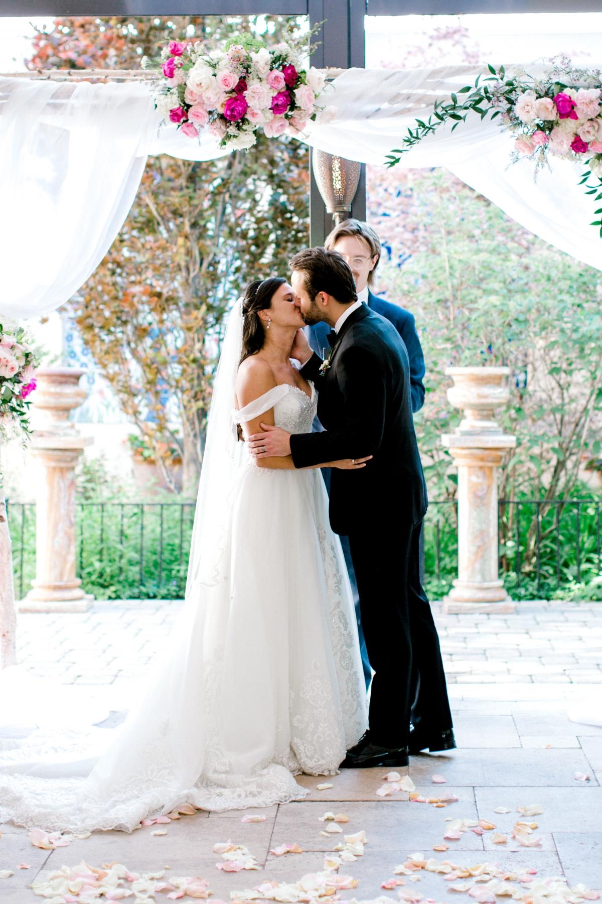 Chicago Galleria Marchetti Wedding Jenna Marie Photography