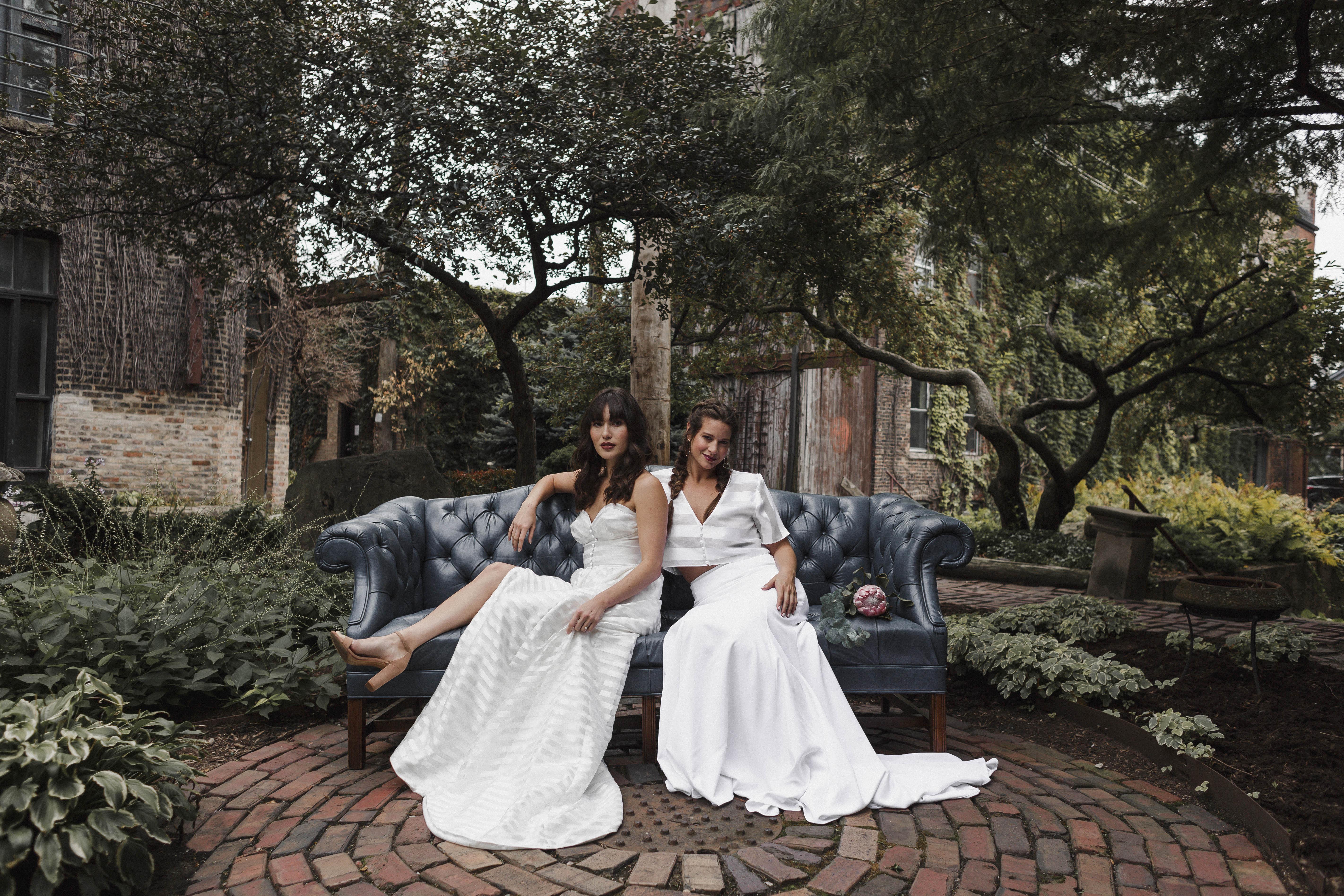 Goli June Chicago Bridal Gown Designer
