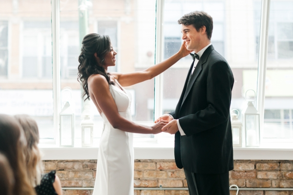 Chicago DL Loft Wedding Inspiration Janet D Photography (1)