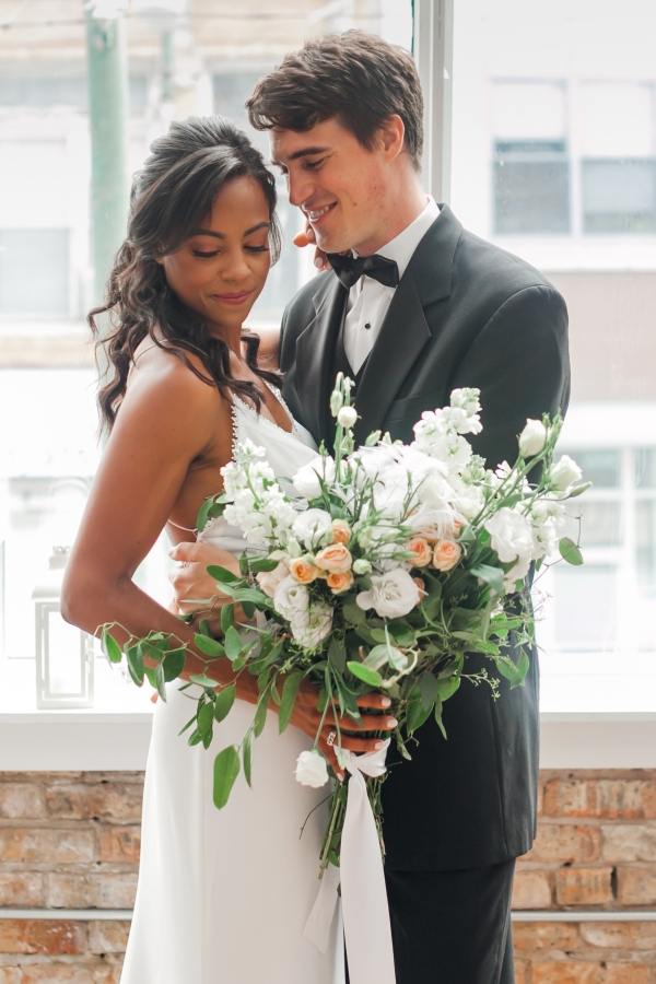 Chicago DL Loft Wedding Inspiration Janet D Photography (13)