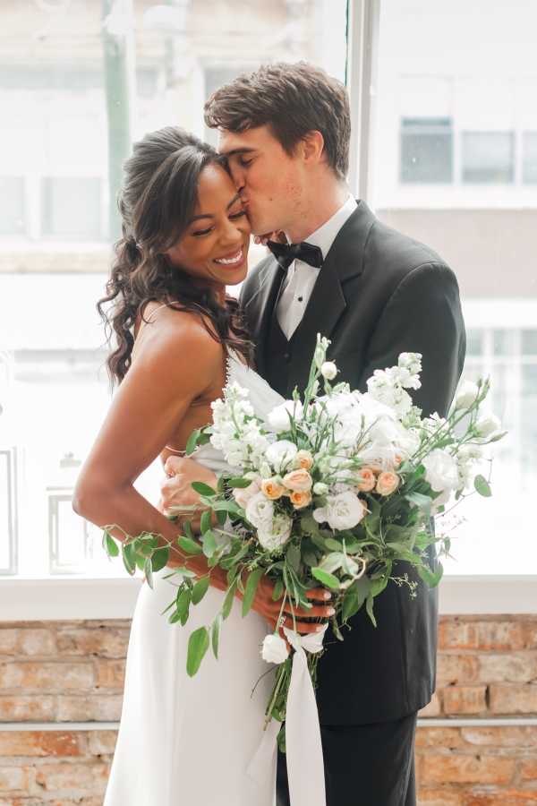 Chicago DL Loft Wedding Inspiration Janet D Photography (14)