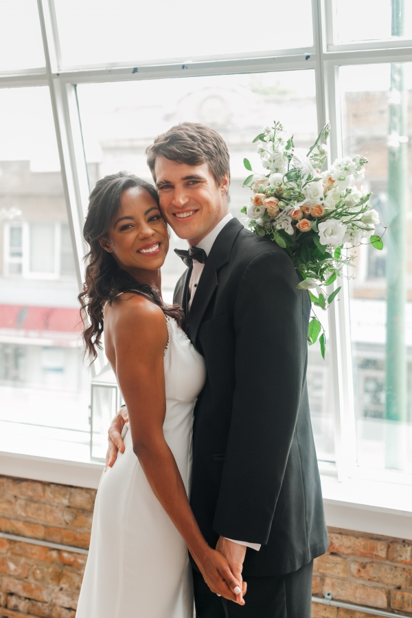 Chicago DL Loft Wedding Inspiration Janet D Photography (15)